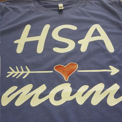 HSA Mom Screenprint