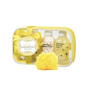 Honey Comb Spa Kit