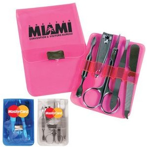 Vinyl Manicure 5 piece Set