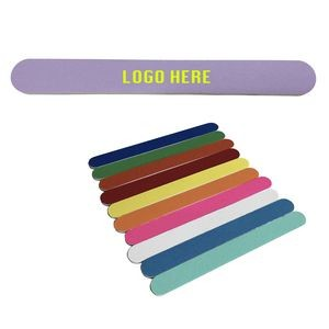Custom Foam Salon Emery Board/nail file