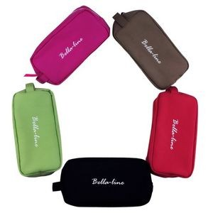 Custom Ribbon Puller Dopp Kit Bag
