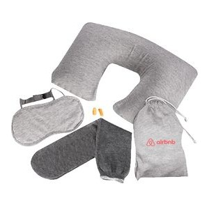 Ultimate Travel Comfort Set in Pouch
