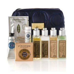 L'Occitane® Verbena Bath Essentials Pouch