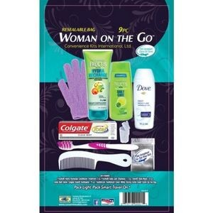 Woman on the Go Fructis Deluxe Kit (9 pc.) (Case of 6)